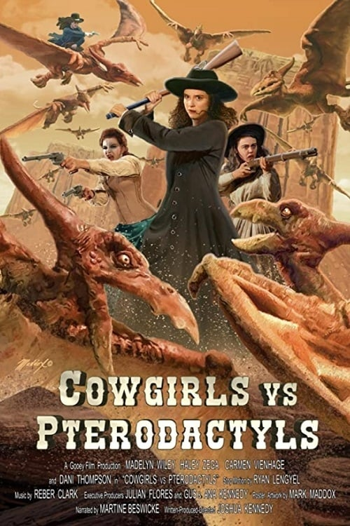 Cowgirls vs. Pterodactyls